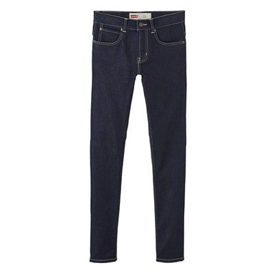 LEVI'S KIDS 520 - Jean skinny tapered - denim bleu