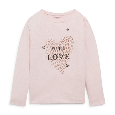 MONOPRIX KIDS T-shirt - rose