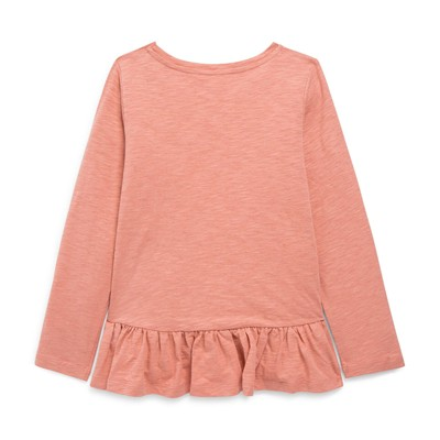 MONOPRIX KIDS T-shirt - blush