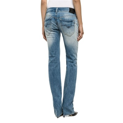REPLAY Jean bootcut - denim bleu