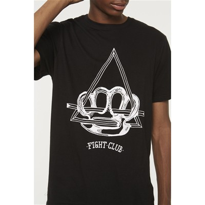 ELEVEN PARIS Lofight - T-shirt - noir