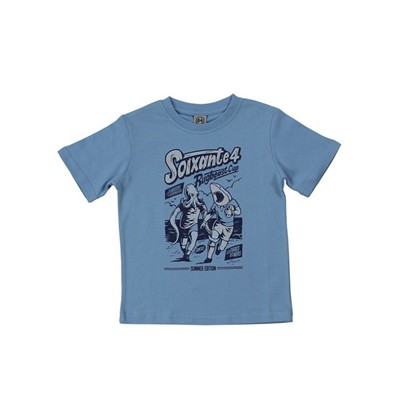 64 Rugbeast Summer - T-shirt - bleu clair