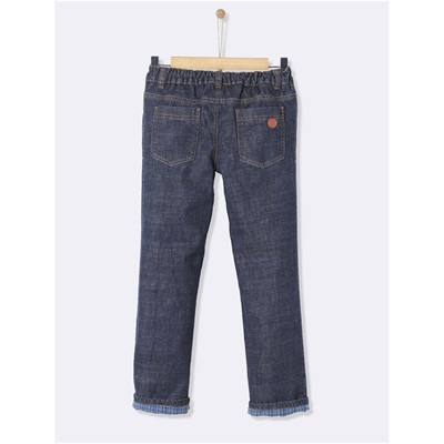 CYRILLUS Jean regular - denim bleu
