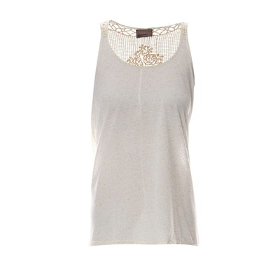Vero Moda Molly - Camiseta - crudo