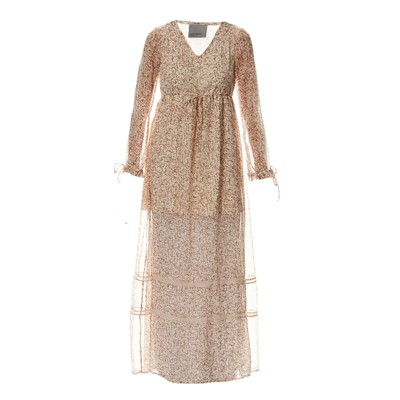 VERO MODA Fabs - Robe maxi - multicolore