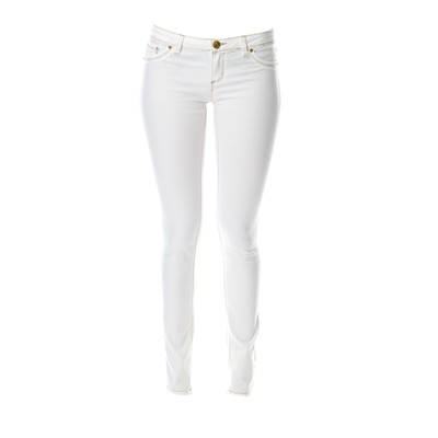Tally Weijl Jean Slim - blanco