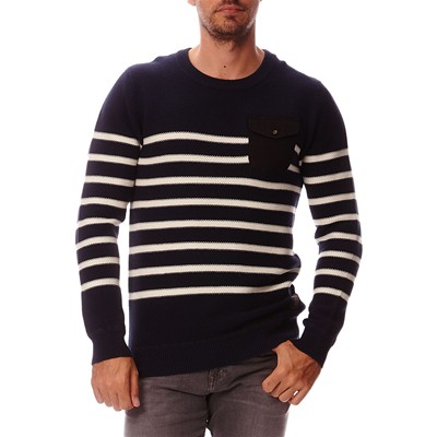 SCOTCH & SODA Pull en coton - rayé