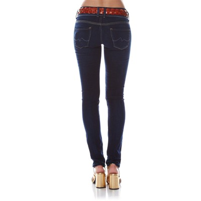PEPE JEANS LONDON Vera - Jean slim - denim bleu