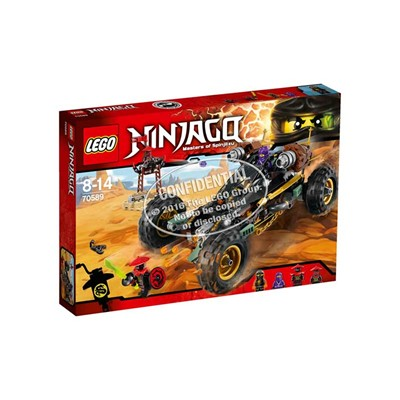 LEGO Ninjago - Jeux de construction - multicolore