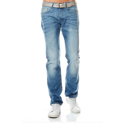 KAPORAL Jean regular - denim bleu