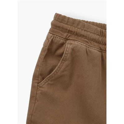 MANGO KIDS Pantalon jogging - marron