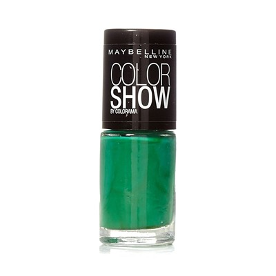 Gemey Maybelline color show - vernis à ongles - 217 tenacious teal