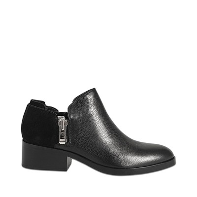 Alexa - Bottines en cuir - noir