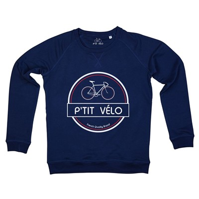 P'TIT VÉLO Sweat-shirt - bleu marine