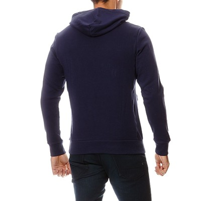 PUMA Text Hom - Sweat à capuche - bleu marine