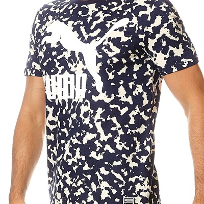 PUMA Text Hom - T-shirt - imprimé