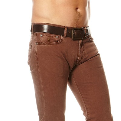 MCS Pantalon - marron