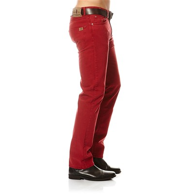 MCS Pantalon - rouge