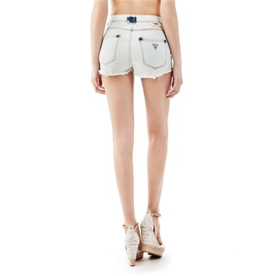 GUESS Mini short - denim bleu