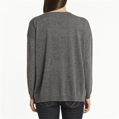 Pull - gris chine