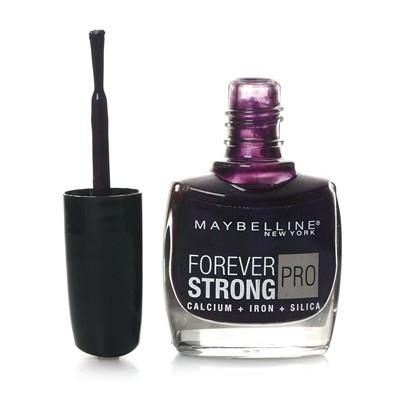 GEMEY MAYBELLINE Forever Strong Pro - Vernis à ongles - 840 Purple reflect