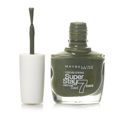 GEMEY MAYBELLINE Super Stay 7 days - Vernis à ongles - 620 Moss forever