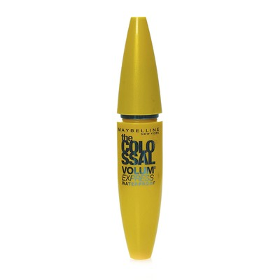 GEMEY MAYBELLINE The Colossal - Mascara Volum'Express - Noir Glamour