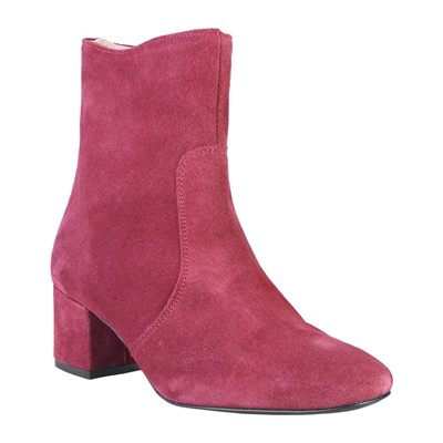 V19 69 Noemie - Boots - rouge
