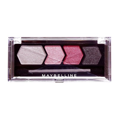 GEMEY MAYBELLINE Satinshine by Eye Studio - Palette ombres à paupières - 21 Pink Drama