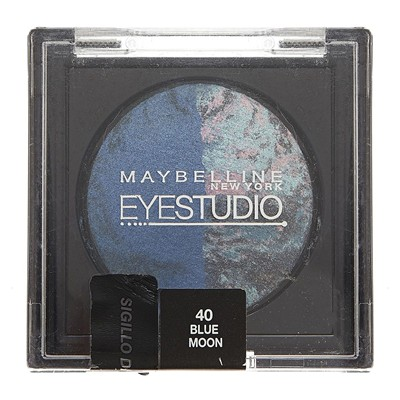 GEMEY MAYBELLINE Eye Studio - Ombre à paupières duo - 40 Blue Moon