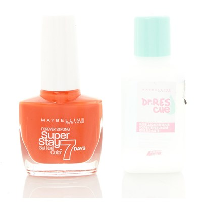 GEMEY MAYBELLINE Super Stay 7 - Orange Couture 460