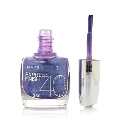GEMEY MAYBELLINE Express Finish 40' - Violet Irisé 250