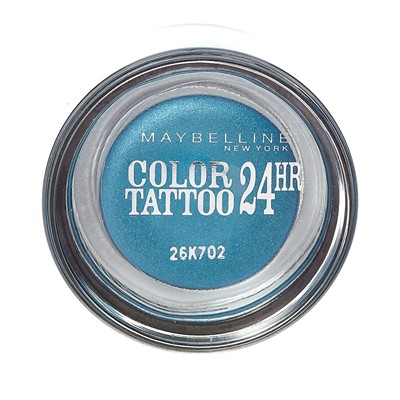 GEMEY MAYBELLINE Color Tattoo 24h Eye studio - Fard à paupières - 20 Turquoise forever