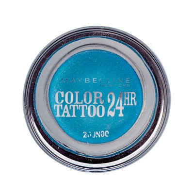 Gemey Maybelline fard à paupières - 20 turquoise forever