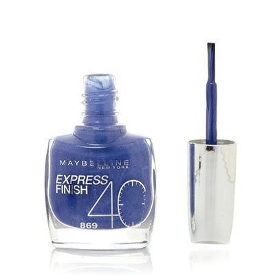 GEMEY MAYBELLINE Express Finish 40' - Violet irisé 869