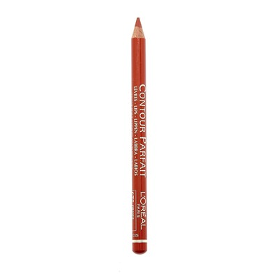 L'ORÉAL PARIS Contour Parfait - Crayon à lèvres - 675 Orange Chocolate