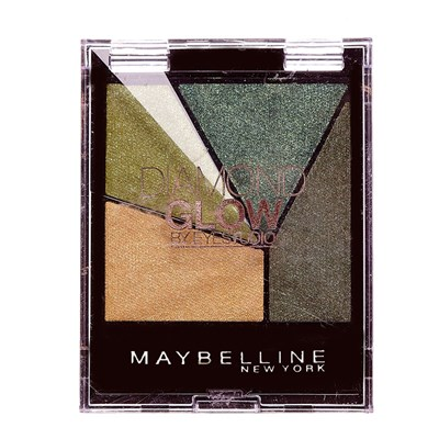 GEMEY MAYBELLINE Diamond Glow by Eye Studio - Ombres à paupières - 05 Forest Drama