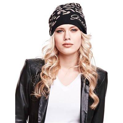 GUESS Sauvage & Beauty - Bonnet