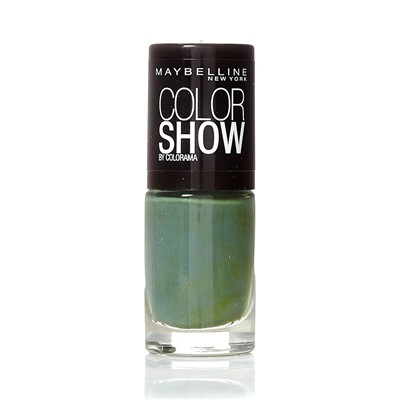 GEMEY MAYBELLINE Color Show - Moss 652