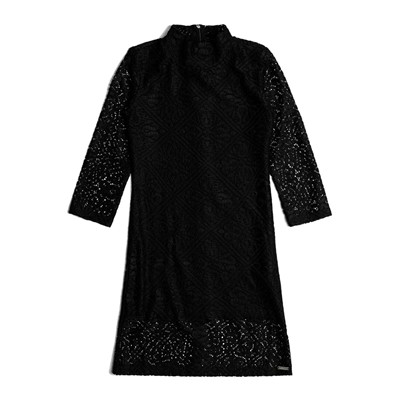 GUESS KIDS Robe - noir