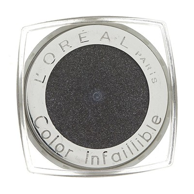 L'ORÉAL PARIS Color Infaillible - Fard à paupières - 014 Eternal Black