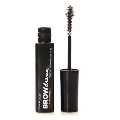 GEMEY MAYBELLINE Brown drama - Mascara sourcils - Brun