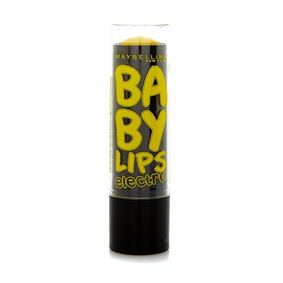 GEMEY MAYBELLINE Baby Lips Electro - Baume à lèvres - Fierce N Tanguy