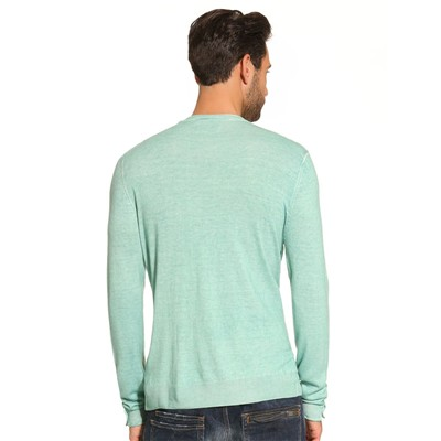 GUESS Joaquin - Pull - menthe
