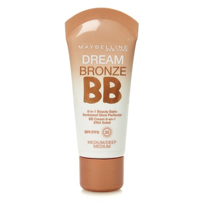 GEMEY MAYBELLINE Dream Bronze BB - BB cream 8 en 1 - Medium Deep