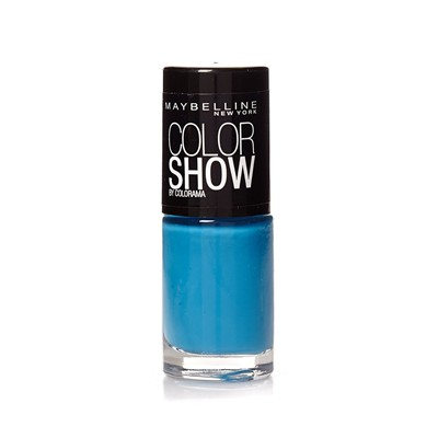 GEMEY MAYBELLINE Color Show by Colorama - Vernis à ongles - 283 babe its blue