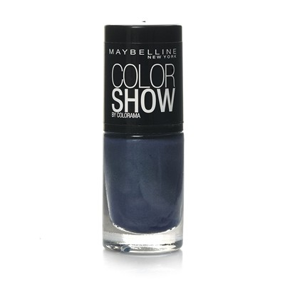 Gemey Maybelline color show - vernis à ongles - 287 grey matters