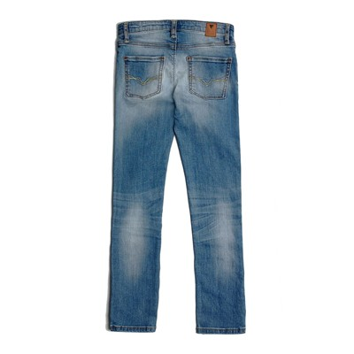 GUESS KIDS Jean slim - denim bleu