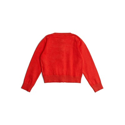 GUESS KIDS Cardigan - rouge
