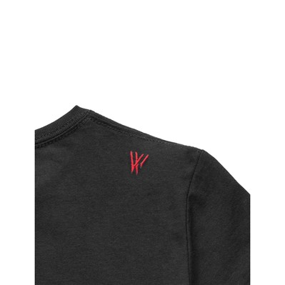 WAP TWO Tony Parker - T-shirt - noir